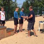 Kacper i Adrian awansowali do Finału Mistrzostw Polski w Siatkówce Plażowej Młodzików