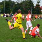 Siedemdziesięciolecie klubowej piłki nożnej w powojennej Gołdapi uczcili międzynarodowym turniejem