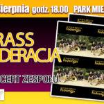 Znakomity koncert w niedzielę w parku miejskim