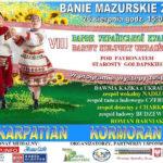 Barwy Kultury Ukraińskiej już 26 sierpnia