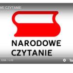 """Biblioteka Publiczna w Gołdapi inicjuje kampanię """"Narodowe Czytanie """""""