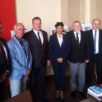 Ze Starostwa: Spotkanie w Brzezinach