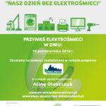Włączmy się do obchodów Międzynarodowego Dnia Bez Elektrośmieci
