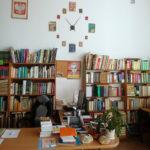 Z bibliotekarskiego podwórka