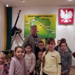 Poznawali historię gołdapskiego pułku