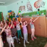 """Przyjaciele Przyrody z IIa gołdapskiej """"Dwójki"""" informują: Sport daje nam radości tyle…"""