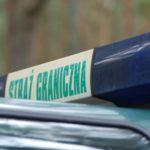 Funkcjonariusz Straży Granicznej pomógł zmarzniętemu mężczyźnie