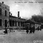 """W najnowszym """"Die Heimatbrücke"""" m.in. o jubileuszu kolei gołdapskiej"""