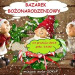 Zapraszają do Bań Mazurskich na Bazarek Bożonarodzeniowy