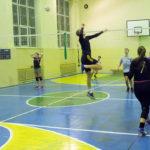 Zakończenie Międzyszkolnej Gołdapskiej Ligi Piłki Siatkowej