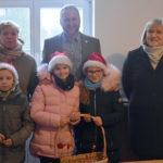 W Mikołajki odwiedzili burmistrza
