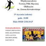 Międzynarodowy Turniej Piłki Ręcznej Oldboyów im. Zenona Kowalewskiego