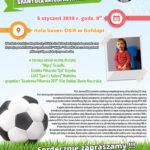 Zapraszamy do uczestnictwa w piłkarskim turnieju charytatywnym