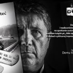 Zapraszamy na promocję sensacyjnej książki gołdapianina