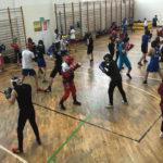 Obóz bokserski a w sobotę sparingi pokazowe dla mieszkańców