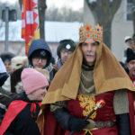 Orszak Trzech Króli w Gołdapi