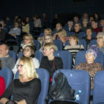 Inauguracja Małomiasteczkowego Klubu Filmowego