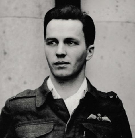 Porucznik William John Drope (1921-1944)