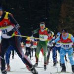 W biegu na 20 km Litwini najlepsi. Nasi zawodnicy dobrze