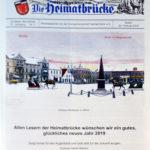 """W najnowszym numerze """"Heimatbrücke"""""""