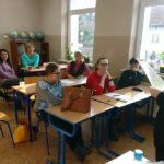 Uczniowie i kadra pedagogiczna uczestniczyli w warsztatach na temat profilaktyki uzależnień