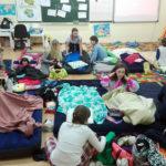 Czy wiecie, jak wygląda szkoła nocą? Na to pytanie znają odpowiedź uczniowie klasy 5a SP 5 w Gołdapi