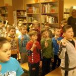 Pasowanie na Czytelnika w Szkole Podstawowej nr 3
