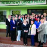 Z naszego archiwum: Załoga gołdapskiego PUP