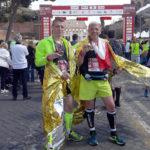 Biegacze z Żytkiejm startowali w XXV edycji rzymskiego maratonu