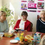 DKK w Baniach Mazurskich – dyskusja i spotkanie z autorką