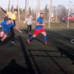 Nocny Turniej Piłki Nożnej o Puchar Starosty Gołdapskiego – wyniki i zdjęcia