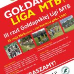 Zapraszają do wzięcia udziału w III rzucie Gołdapskiej Ligi MTB