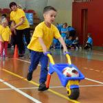 Sportowe zmagania przedszkolaków po raz trzynasty