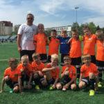 Uczestniczyli w turnieju piłkarskim o Puchar Prezydenta Miasta Ełk