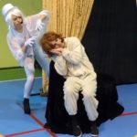 Teatrzyki profilaktyczne w Szkole Podstawowej w Boćwince