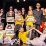 Poczuj taniec – pokaz umiejętności tanecznych uczestników zajęć w Domu Kultury