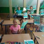 """Szkoła Podstawowa w Boćwince """"Niesamowity świat higieny jamy ustnej"""""""