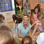 Cała Polska czyta dzieciom z panią Anną Rawinis