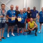 Turniej w Gusiewie z udziałem gołdapian