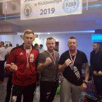 Świetne wyniki gołdapian podczas VII Mistrzostw Polski Służb Mundurowych w Kick-Boxingu