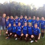 Młodzi piłkarze deklasują swoich rywali w rozgrywkach ligowych