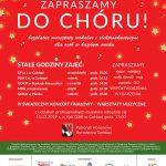 Zapraszamy. IV Świąteczny Koncert Finałowy – warsztaty muzyczne