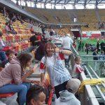 Akademia Piłkarska 2017 na meczu reprezentacji Polski U-21