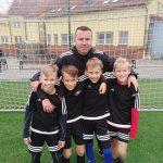 Dzieci z Akademii Piłkarskiej 2017 Gołdap na konsultacjach do kadry województwa