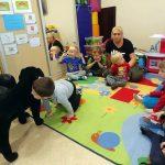 Dzień Kundelka w przedszkolu ZPEW