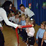 Pasowanie na przedszkolaka w Przedszkolu Samorządowym nr 1 w Gołdapi