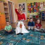 Spotkanie Przedszkolaków z pisarką – Lidią Liszewską