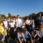 Trójka w Europie- wycieczka pierwszej grupy uczniów na Węgry