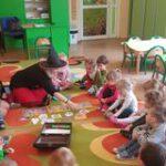 Międzynarodowy Dzień Postaci z Bajek w przedszkolu