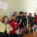 Siatkarze z gołdapskiego liceum powtórzyli sukces z poprzedniego roku
